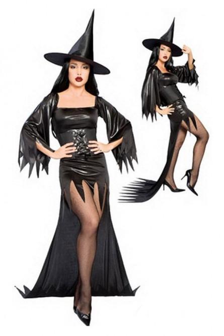 Костюм королевы ведьм