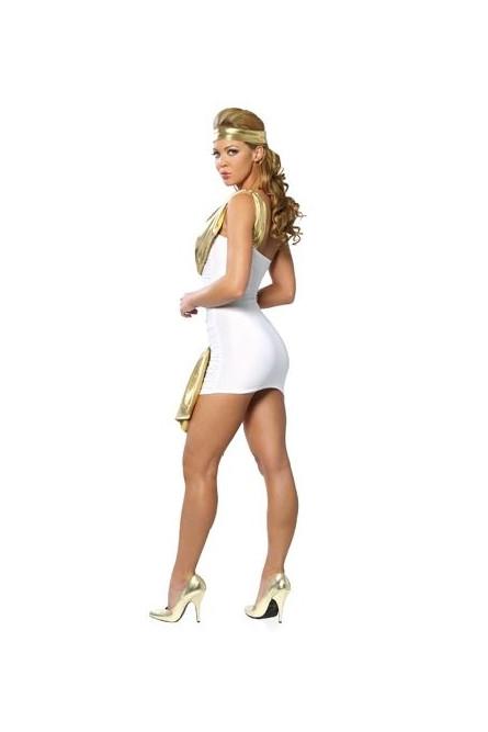 Костюм спартанской царицы