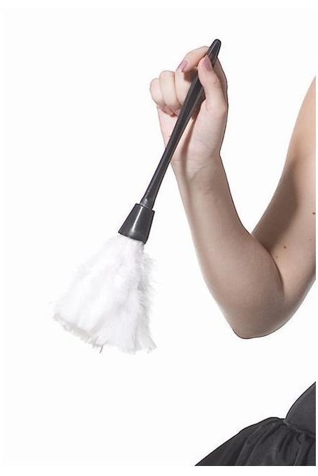 Щеточка горничной для пыли