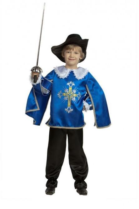Костюм мушкетера детский