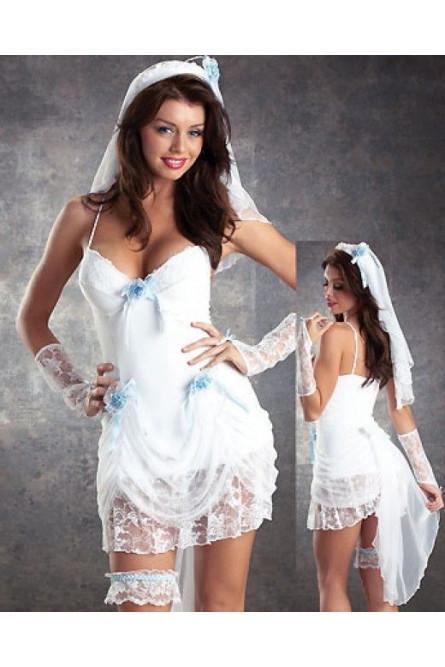 Костюм модной невесты