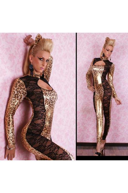 Костюм секси леопарда