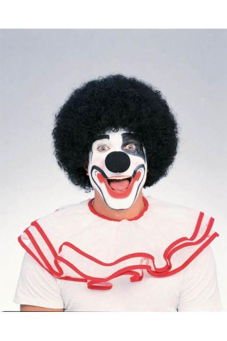Парик клоуна черный