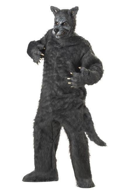 Костюм волка плута