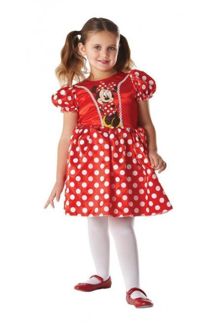 Детское платье Минни-Маус