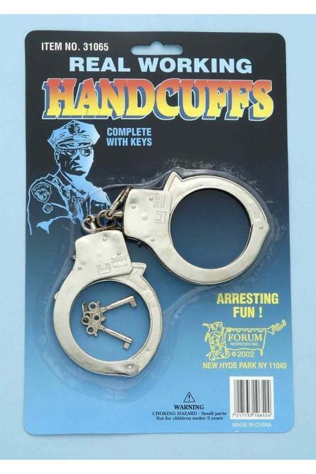 Металические наручники