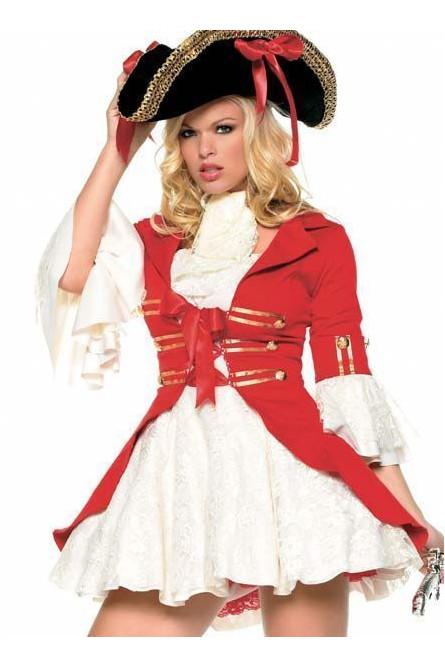 Костюм пиратского капитана
