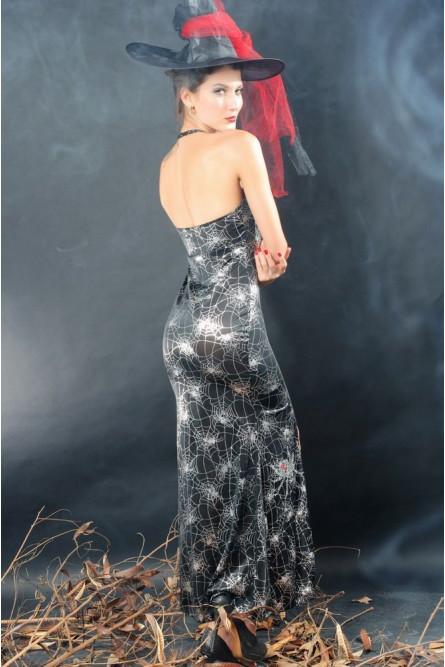 Вечернее платье ведьмы