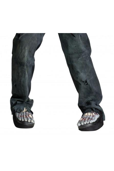 Накладные ноги Зомби