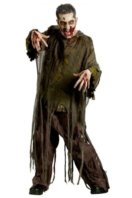 Костюм тёмного зомби
