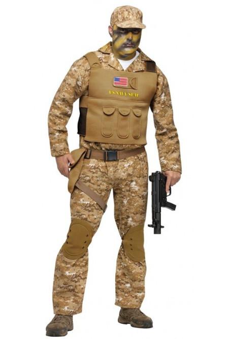Костюм спецназовца