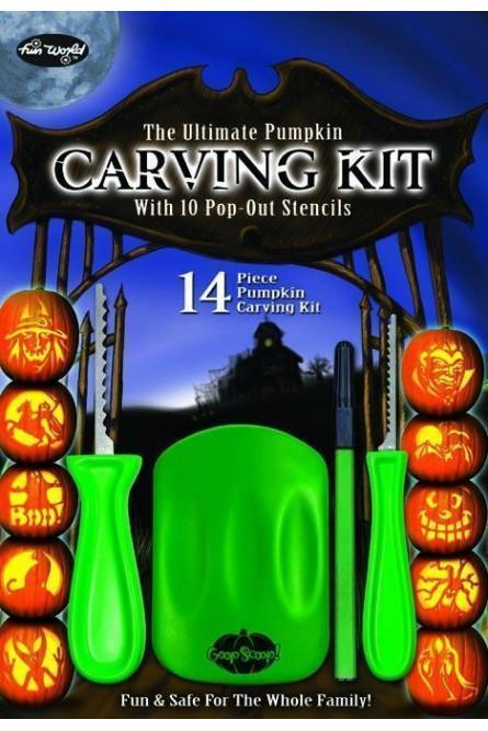 Набор для Хэллоуина 14 предметов