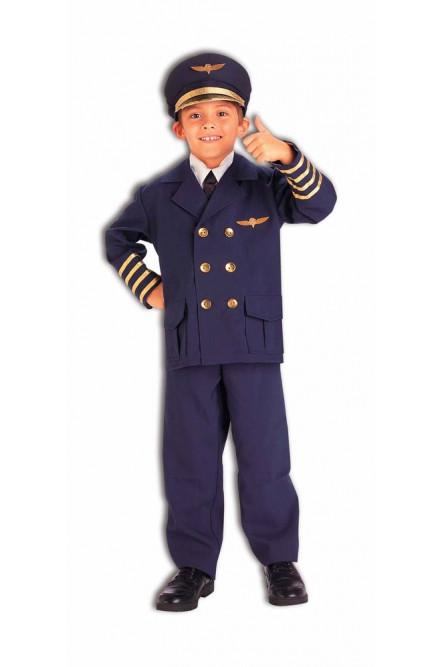 Детский костюм авиапилота