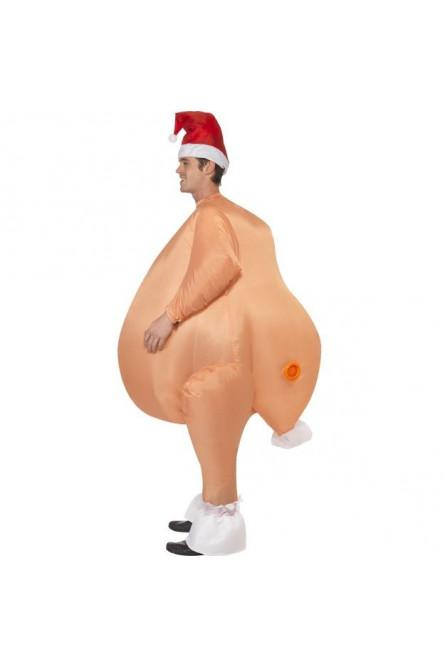 Надувной костюм Рождественской Индейки
