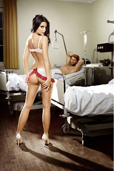Комплект шаловливой медсестры