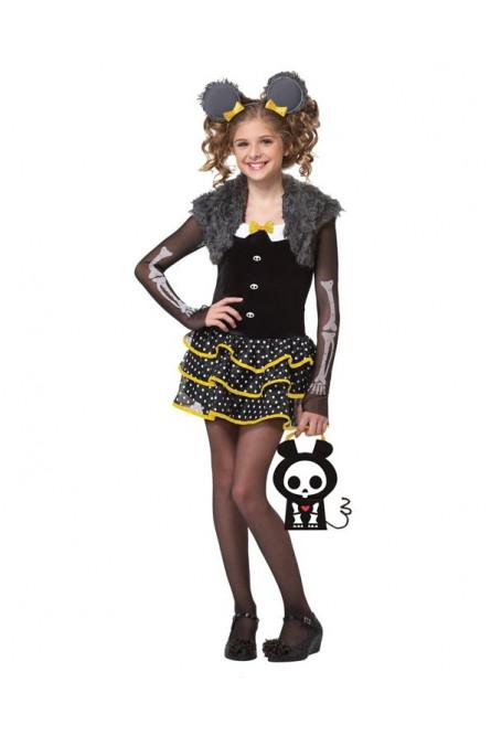 Детский костюм мышки Мэт Skelanimals