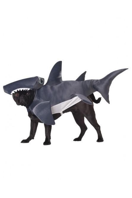 Костюм для собаки Акула-молот