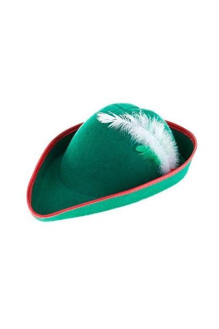 Баварская зеленая шляпа