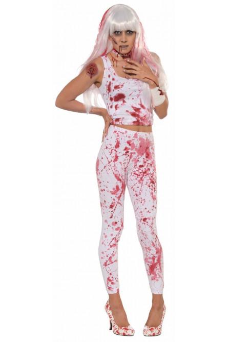 Кровавые леггинсы