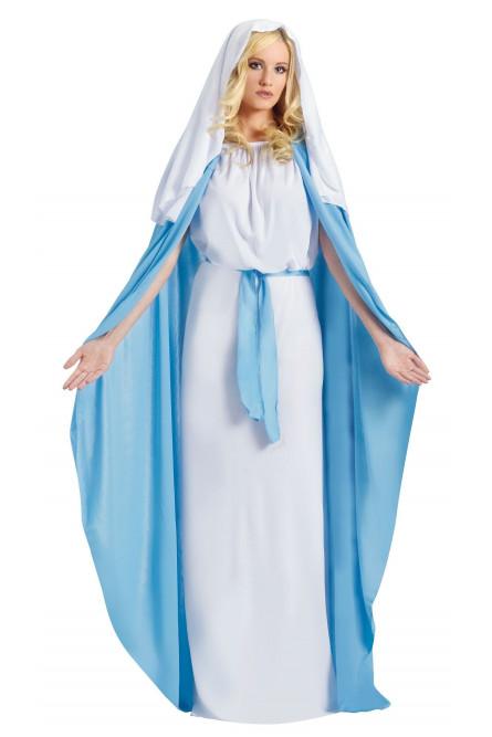 Скромный костюм Марии