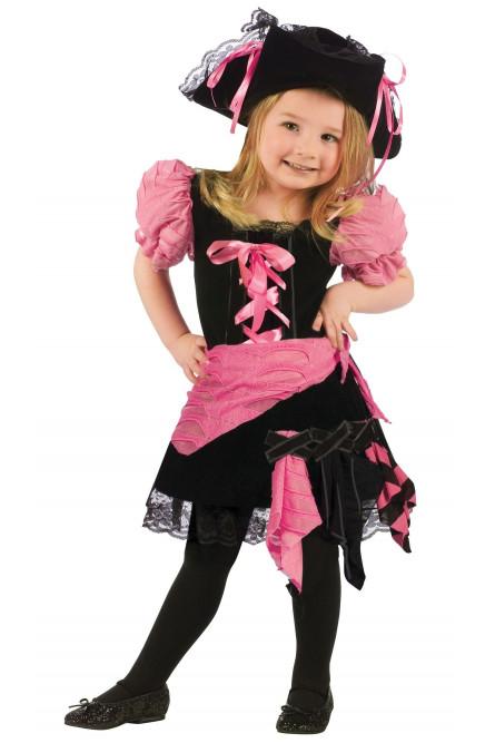 Детский костюм Панк пиратки