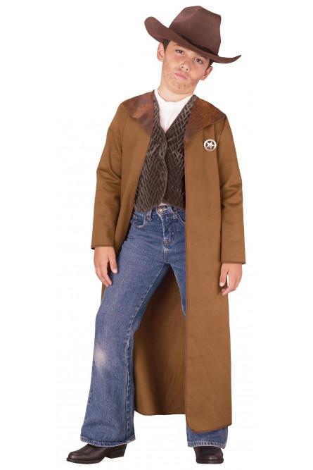 Детский костюм Шериф старого Запада