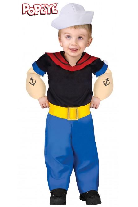 Детский костюм моряка Попайя