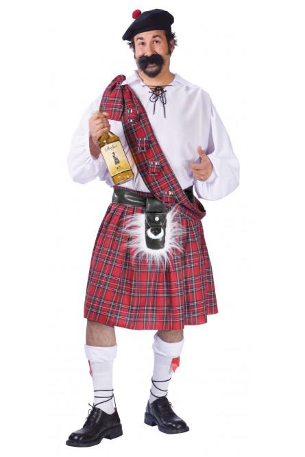 Костюм шотландца Большая шишка