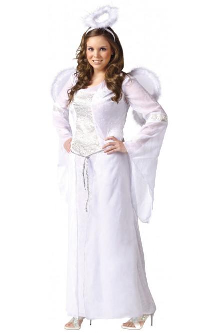 Костюм небесного ангелочка Plus Size