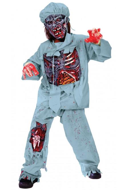 Детский костюм Зомби доктора