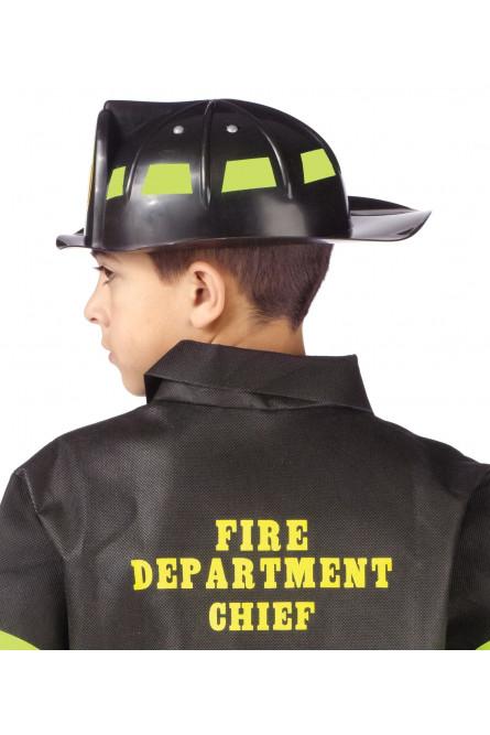 Детский костюм начальника пожарного