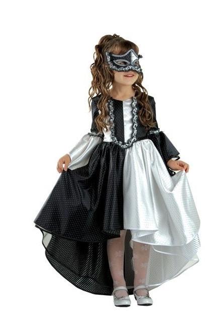 Детский костюм королевы маскарада