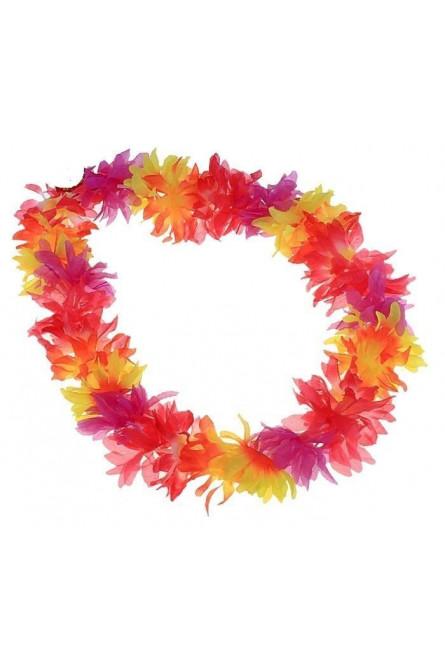 Яркое гавайское ожерелье