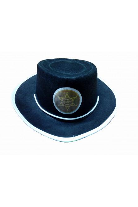 Детская шляпа шерифа