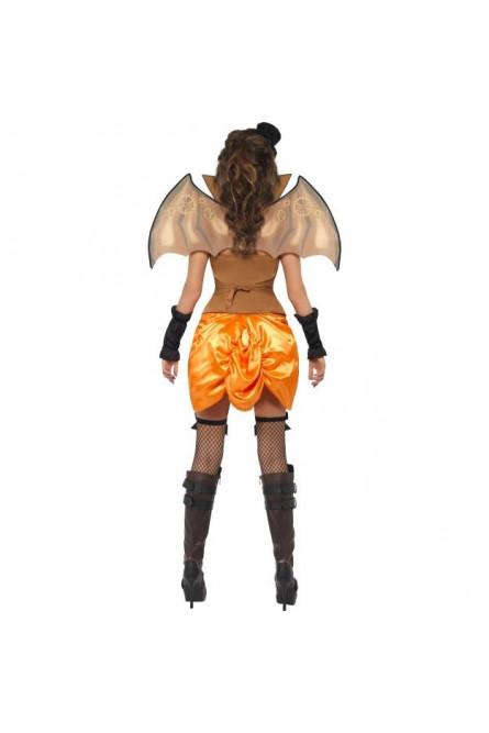 Викторианский костюм летучей мышки