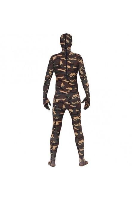 Камуфляжный костюм вторая кожа