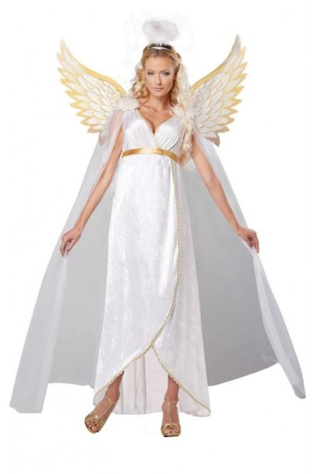 Костюм Рождественского Ангела-хранителя