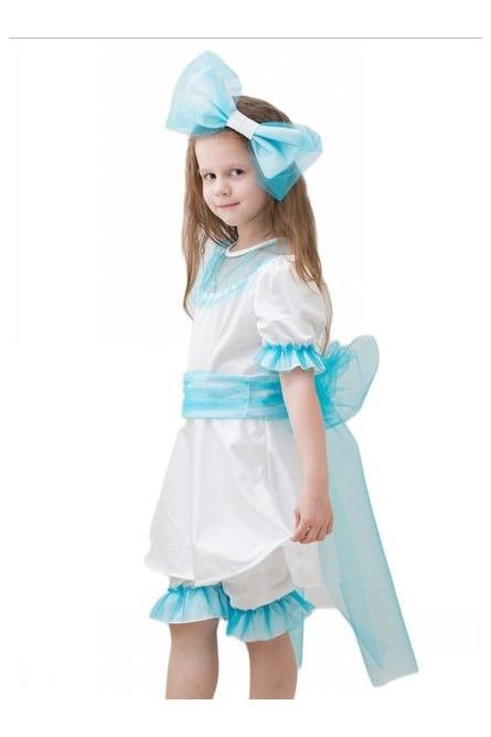 Белый костюм Мальвины