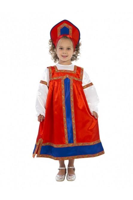 Русский народный костюм Маруся