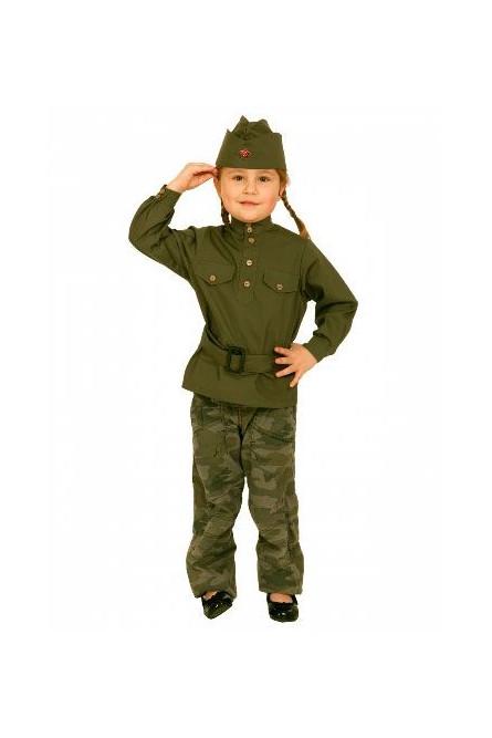 Детский военный комплект