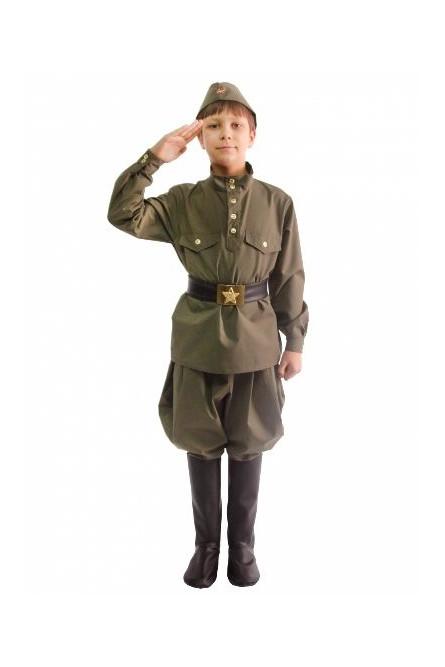 Подростковый военный комплект
