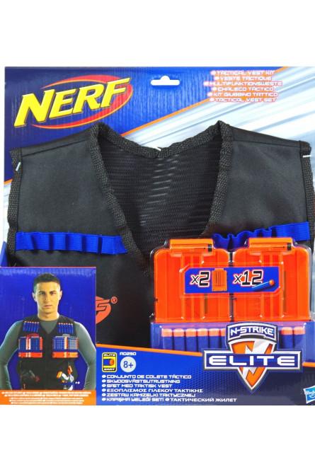Жилет супер шпиона Nerf