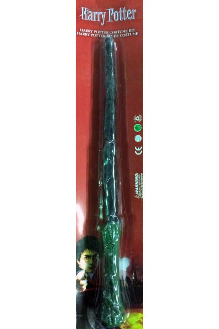 Волшебная палочка Гарри Поттера со звуком и световым эффектом