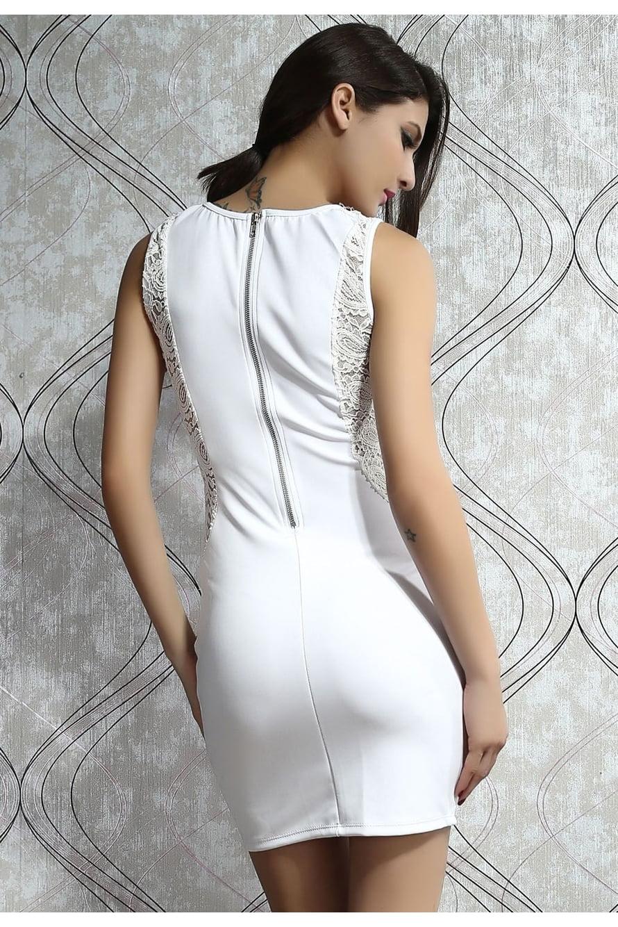 картинки платья с замком на спине человек