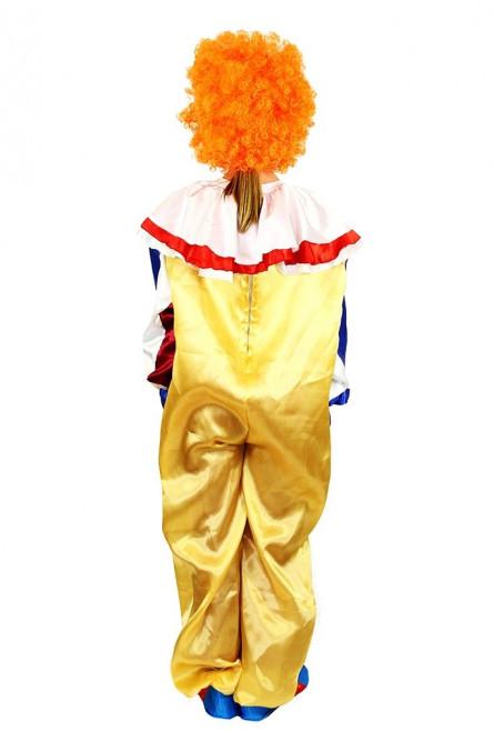 Костюм доброго клоуна