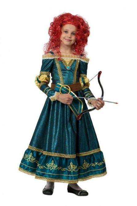 Костюм принцессы Мериды