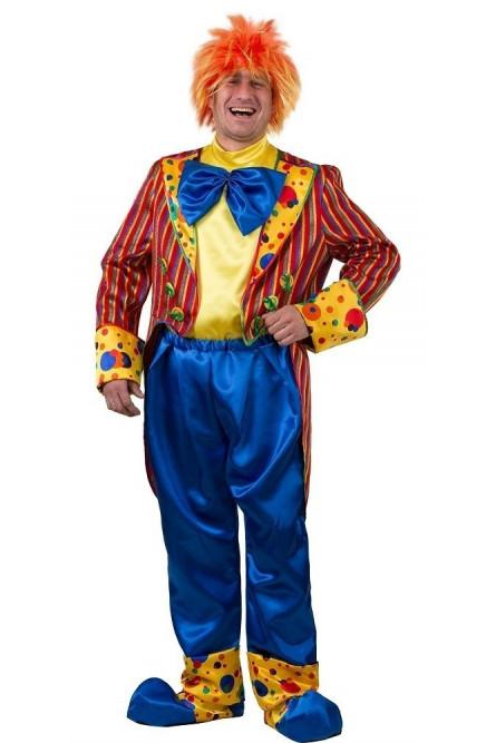 Костюм веселого клоуна Кеши
