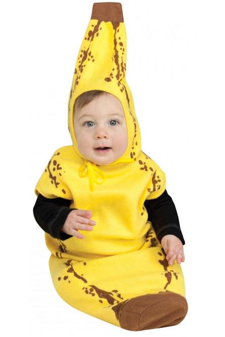 Костюм для малышей Банан