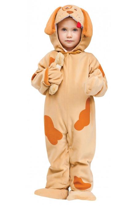 Детский костюм Игривого щенка