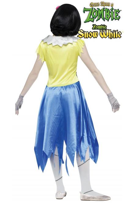 Детский костюм Зомби Белоснежки